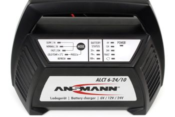 ANSMANN ALCT6-24/ 10 Car Battery F-FEEDS (1001-0014)
