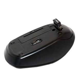 LOGILINK - 2.4 GHz Mini Optical Wireless Mouse, 1200 dpi (ID0114)