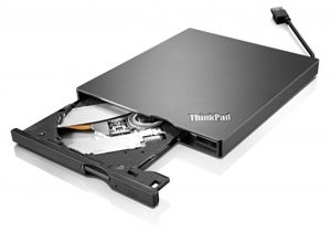 LENOVO ThinkPad Ultraslim USB DVD Burner (4XA0E97775)