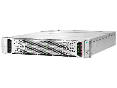 Hewlett Packard Enterprise D3700 w/25 1TB 6G SAS 7.2K SFF(2.5in) Midline Smart Carrier HDD 25TB Bundle (B7E42A)