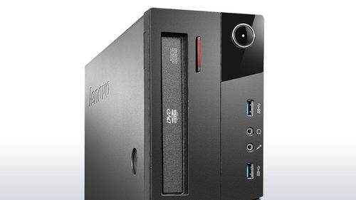 LENOVO ThinkCentre M83 SFF i3-4130 4GB 500GB DVDRW W7P/W8P 3Y On Site (10AJ0002PB)