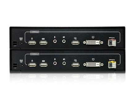 ATEN DVI Optical Fiber KVM Extender (CE680-AT-G)