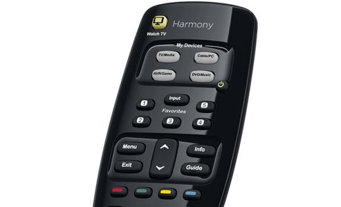 LOGITECH HARMONY 350 CONTROL UNIVERSAL REMOTE CONTROL         ML ACCS (915-000235)