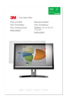 3M AG23.0W9 ANTI-GLARE FILTER FOR 23.0IN / 58.4 CM / 16:9 ACCS (98044058406)