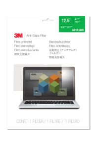 3M AG12.5W9 ANTI-GLARE FILTER FOR 12.5IN / 31.8 CM / 16:9 ACCS (98044058471)