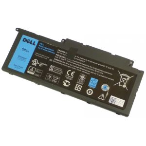 DELL Battery Primary 58WHR 4C (62VNH)