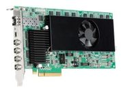 MATROX Extio N3408 IP KVM transmitter card Extio N3408 is an electrically PCI Express x8 and mechanically x16 card