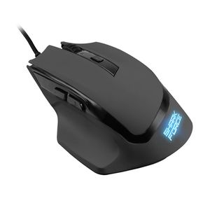 SHARKOON SHARK FORCE BLACK GAMING MOUSE (600 / 1000 / 1600 DPI)          ML ACCS (4044951013975)