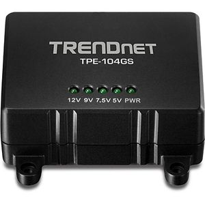 TRENDNET TPE-104GS Gigabit PoE Splitter (TPE-104GS)