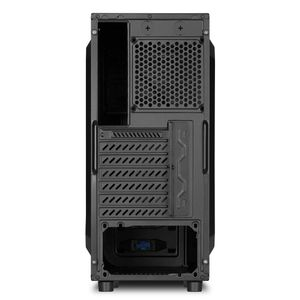 SHARKOON VS4-V ATX PC CASE FRONT-I/ O:2X USB3.0/2X AUDIO CBNT (4044951016037)
