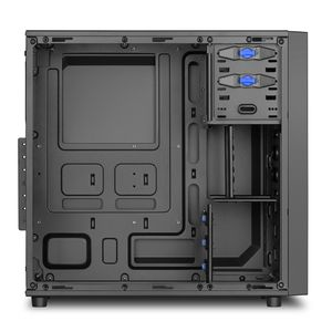 SHARKOON VS4-S ATX PC CASE FRONT-I/ O:2XUSB2.0/ 2X AUDIO CBNT (4044951016020)