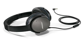 BOSE QuietComfort 25 for Apple iPhone, iPad og iPod (715053-0010)