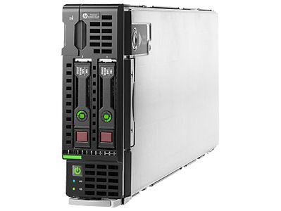 Hewlett Packard Enterprise ProLiant BL460c Gen9 E5-2650v3 1P 32GB-R P244br Base Server (727029-B21)