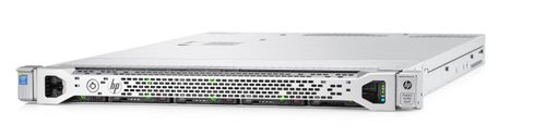 Hewlett Packard Enterprise ProLiant DL360 Gen9 E5-2630v3 1P 16GB-R P440ar 500W PS Base SAS Server (755262-B21)