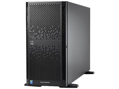 Hewlett Packard Enterprise ProLiant ML350 Gen9 E5-2620v3 16GB-R P440ar 8SFF 500W PS Base Tower Server (765820-421)