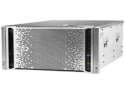 Hewlett Packard Enterprise ProLiant ML350 Gen9 2xE5-2630v3 2P 32GB-R P440ar 8SFF 2x800W PS ES Rack Server (765821-031)