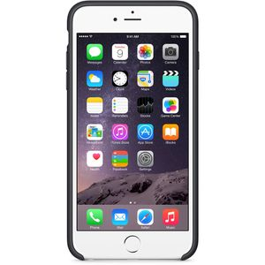 APPLE IPHONE 6 PLUS SILICONE C (BLACK) (MGR92ZM/A)