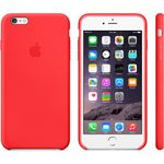 APPLE IPHONE 6 PLUS SILICONE C (RED) (MGRG2ZM/A)
