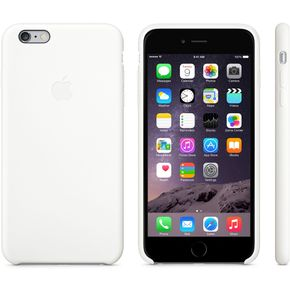 APPLE IPHONE 6 PLUS SILICONE C (WHITE) (MGRF2ZM/A)
