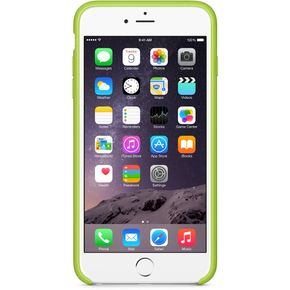 APPLE IPHONE 6 PLUS SILICONE C (GREEN) (MGXX2ZM/A)