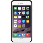 APPLE IPHONE 6 PLUS LEATHER CA (BLACK) (MGQX2ZM/A)