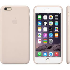 APPLE IPHONE 6 PLUS LEATHER CA (SOFT PINK) (MGQW2ZM/A)