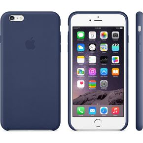 APPLE IPHONE 6 PLUS LEATHER CA (MIDNIGHT BLUE) (MGQV2ZM/A)