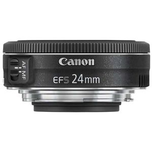 CANON EF-S 24MM/2,8 STM (9522B005AA)