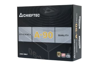 CHIEFTEC A-90 650W retail 80 Plus Gold, cable man (GDP-650C)