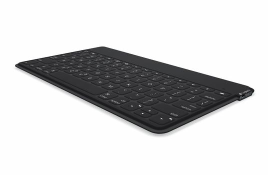 LOGITECH Keys To Go Ultra Portable Keyboard for iPad BLACK PAN BT NORDIC