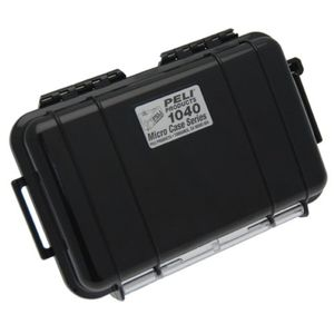 PELI 1040 Micro Case Black (1040-025-110E)