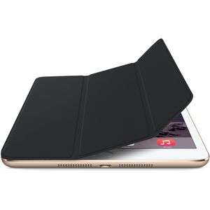 APPLE Smart Cover iPad Mini 3, Black Deksel til iPad Mini 3 (MGNC2ZM/A)