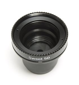 LENSBABIES Sweet 50 Optic F-FEEDS (LBO50)