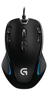 LOGITECH G300S Gaming mouse,  black/ grey (910-004346)