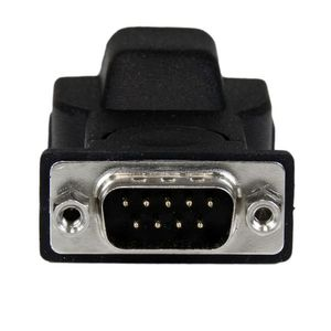 STARTECH USB to Serial RS232 Converter w/ Removable USB Cable  (ICUSB232D)