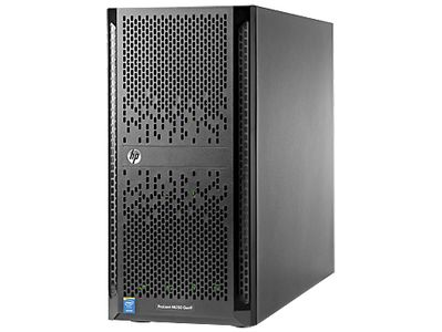 Hewlett Packard Enterprise ProLiant ML150 Gen9 E5-2603v3 4GB B140i Non-hot Plug 4LFF SATA Entry 550W PS Server (776274-031)