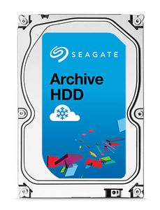 SEAGATE Archive HDD 3.5'' 6TB SATA3 128MB (ST6000AS0002)