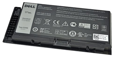 DELL Battery 9 Cell 97whr (451-BBG0)