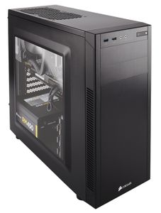 CORSAIR Carbide Series 100R Mid-Tower Case (CC-9011075-WW)