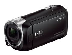 SONY HDRCX405B HD Camcorder with O.SS