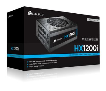 CORSAIR HX1200i 80 PLUS Platinum (CP-9020070-EU)