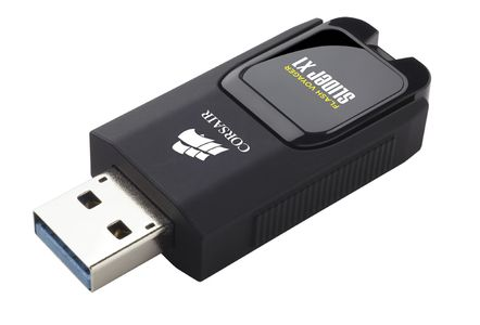 CORSAIR USB Flash Voyager Slider X1 64GB USB 3.0 (CMFSL3X1-64GB)