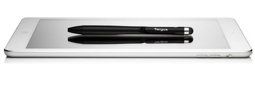 TARGUS 2-in-1 Pen Stylus (For All Touch Screen Devices) Black_ AMM163EU (AMM163EU)