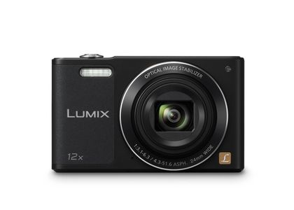 PANASONIC Lumix DMC-SZ10 black F-FEEDS (DMC-SZ10EG-K)