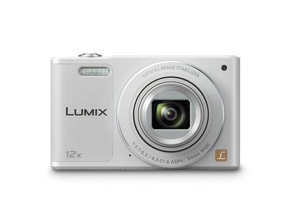 PANASONIC Lumix DMC-SZ10 white F-FEEDS (DMC-SZ10EG-W)
