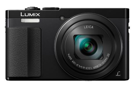 PANASONIC Lumix DMC-TZ70 black F-FEEDS (DMC-TZ70EG-K)