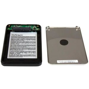 STARTECH Encrypted Drive Enclosure for 2.5in SATA SSDs / HDDs - USB 3.0	 (S2510BU33PW)