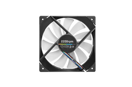 CRYORIG QF120 Silent - 120mm - PWM (CR-QFB)