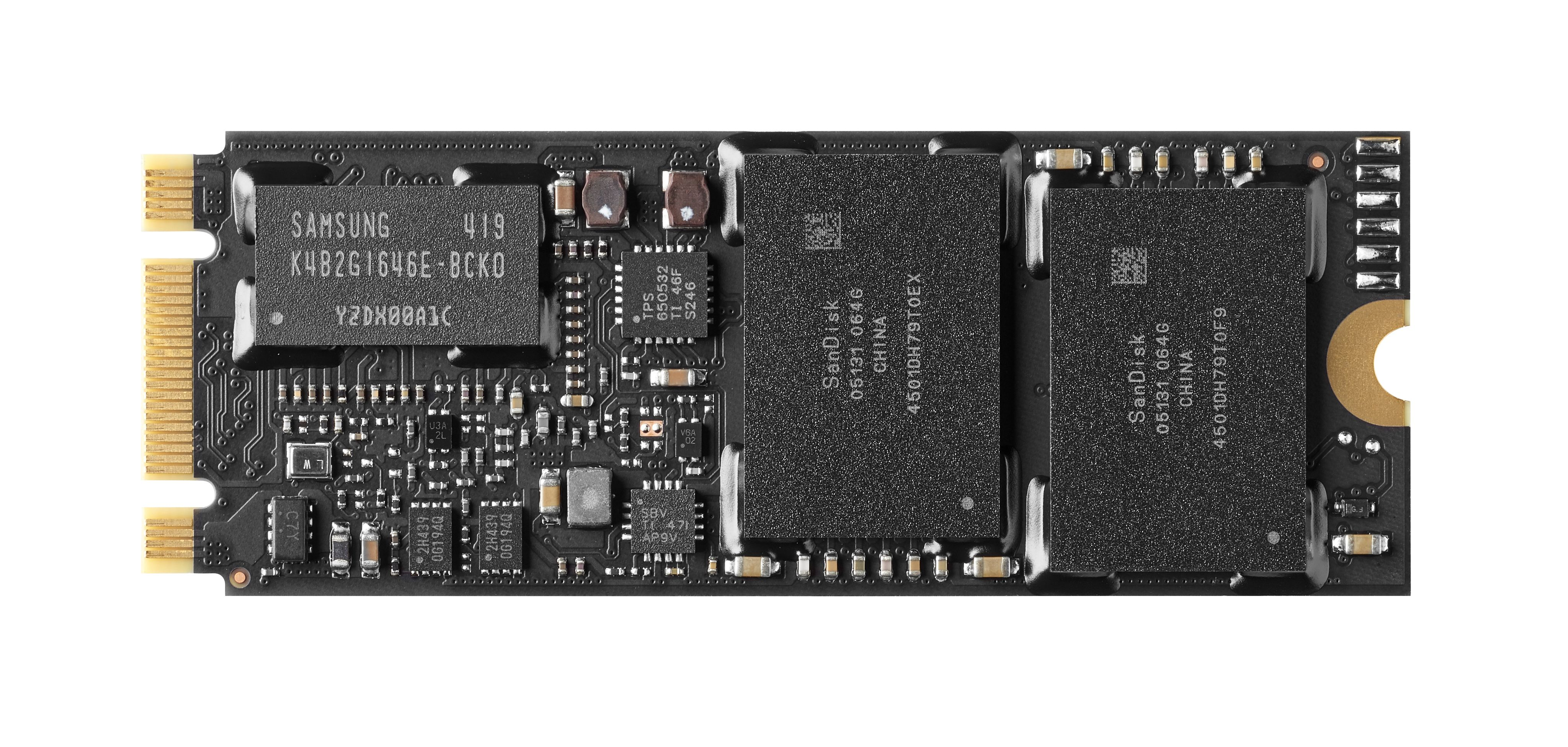 HP Turbo Drive G2 - Solid State Drive - 256 GB - intern - M.2 2280 - PCI Express 3.0 x4 - for EliteOne 705 G2, 800 G2; ProOne 600 G2 (T4E65AA)
