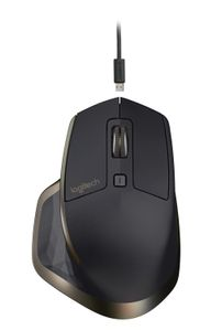 LOGITECH MX Master Wireless Mouse Meteorite (910-005213)